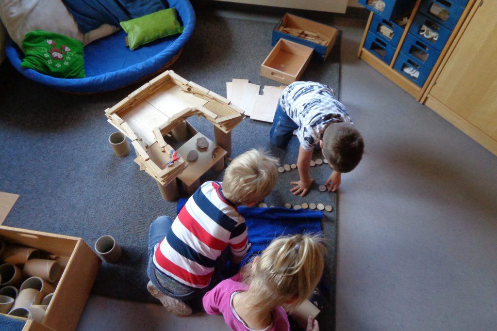 bauen, konstruieren